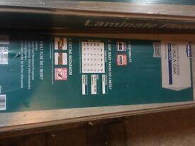 Wickes Shimla Oak Grey Laminate Flooring - 9 packs