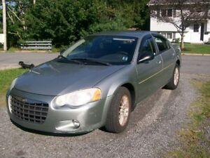 2006 Chrysler Sebring Sedan - Lady Driven (Bridgewater, NS)