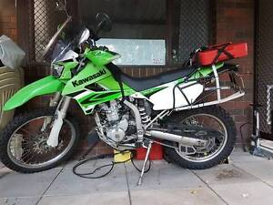 KLX250S 2009 with 300cc big bore kit and more Thornlie Gosnells Area Preview