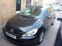 £275 quick sale £275 Peugeot 307 2.0 HDI 03 Plate