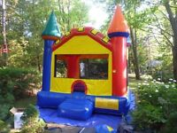 Bouncy castles starting at $100 a day - BEST RATES