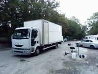 Renault midlum 7.5t truck lorry good condition