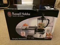 "Brand New - Russell Hobbs ""Simply Smoothie"" smoothie maker"