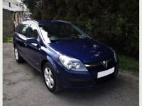 Vauxhall Astra 1.7 CDTI Estate, New MOT, Clutch, Warranty, Great Condition