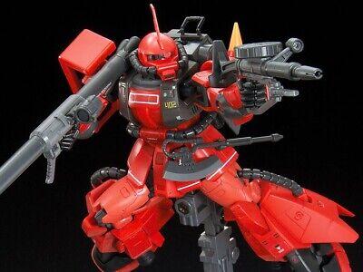 US Seller RG21 Zaku II Johnny Ridden RG HG 1/144 Gundam Gunpla Waterslide Decal for sale  Los Angeles
