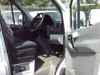 Mercedes-Benz Sprinter 313 CDI MWB 3.5T HIGH ROOF VAN DIESEL MANUAL WHITE (2013)