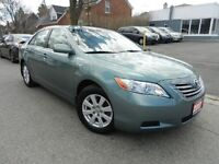 2007 Toyota Camry HYBRID ONE OWNER FULLY LOADED NO ACCIDENT!!!