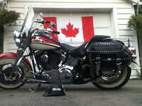 Canadian Custom Edition Softail Deluxe