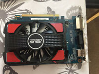ASUS GeForce® GT ASUS GeForce® GT 730 4GB DDR3 graphics card