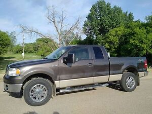 2007 Ford F-150 xlt supercab Pickup Truck