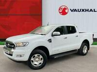 2019 Ford Ranger 2.2 Tdci Limited 1 Double Cab Pickup 4dr Diesel Manual 4wd s/s