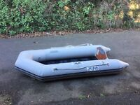 XM 230 Inflatable Dinghy / Tender with Outboard