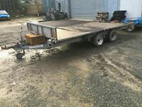 14ft flatbed trailer