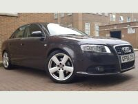 Audi A4 2.0 TDI S line Special Edition Saloon 4dr Diesel Manual ((WARRANTED MILEAGE))