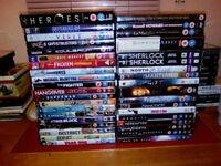 Random DVD Bundle.