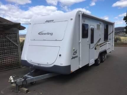 Jayco Sterling Caravan Northern Midlands Preview