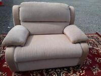 Lazyboy Cuddle chair