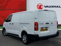 2019 Vauxhall Vivaro 1.5 Turbo D 2900 Dynamic Panel Van 6dr Diesel Manual L2 H1