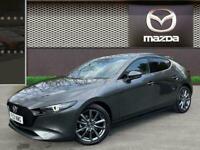 2021 Mazda Mazda3 2.0 E Skyactiv G Mhev Sport Lux Hatchback 5dr Petrol Manual s/