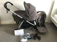 Mamas and Papas Armadillo Flip XT Pushchair Travel System Stroller Baby