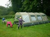Hi Gear Corado 6 - large family 6 man tent