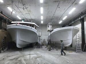 Commercial Property or walk in Boat Building Business