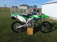 Kawasaki kx450f for sale