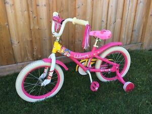 Girls Lalaloopsy 14 inch Bike