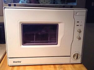 Danby Countertop Dishwasher