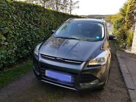2015 Ford kuga zetec with appearance pack
