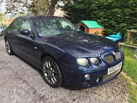 BREAKING ROVER 75 MG ZT SPARES ON THE SHELF