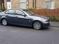 BMW 318, 3 series, 56 reg.