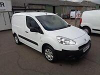 Peugeot Partner L1 850 S 1.6 HDI 90BHP VAN Professional Van DIESEL MANUAL (2014)