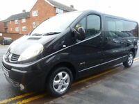 We buy vans for cash, private, ex lease, fleet disposals