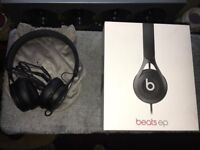 Beats EP Headphones, with bag & box MINT Condition