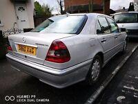Mercedes C250 Turbo Diesel Automatic 12 Month MOT.