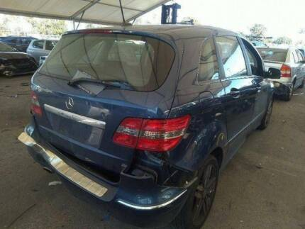 2008 - 2012 MERCEDES B180 W245 BLUE 5DR HATCH WRECKING PARTS Villawood Bankstown Area Preview