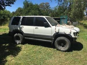 Holden Jackaroo 1999 petrol Albury Albury Area Preview