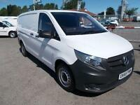 Mercedes-Benz Vito 111Cdi Van Long DIESEL MANUAL WHITE (2015)