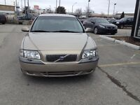 2001 Volvo S80 safety e/t INCLUDED,WARRANTY IS AVAILABLE