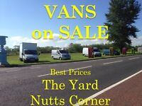NEW STOCK NOW IN AT THE YARD GROUP
