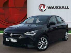2020 Vauxhall Corsa 1.2 Se Hatchback 5dr Petrol Manual 75 Ps Hatchback PETROL Ma