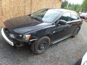 2010 Mitsubishi Lancer parts car