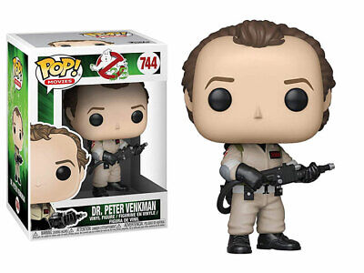 Funko Pop! Movies Ghostbusters  Dr. Peter Venkman 4 inch vinyl figure new! - Family Guy Peter Halloween