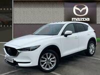 2018 Mazda CX 5 2.2 Skyactiv D Sport Nav Suv 5dr Diesel s/s 150 Ps 4x4 DIESEL Ma