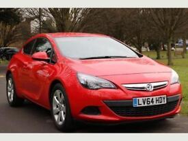 Vauxhall Astra SPORT 1.4 16v Turbo 140PS Auto