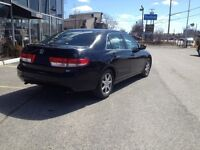 2003 Honda Accord EX,LEATHER,AUTO,safety e/t+36month warranty in