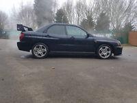 Impreza wrx bugeye turbo 2002