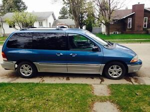 2003 Ford Windstar SEL Luxury Minivan, Van