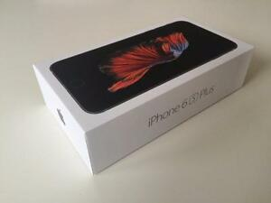 iPhone 6S Plus Factory 32 Gb Brand New In Box For Rogers Chatr